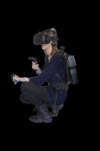 HR a virtuálna realita