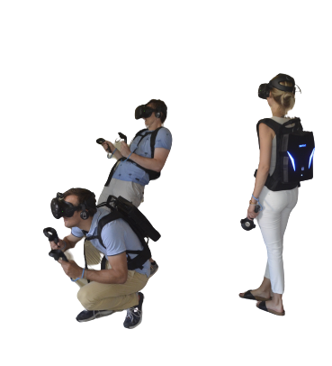 HR VR ľudské zdroje
